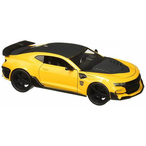 Jada 1:24 Die-Cast Hollywood Rides - Transformers Chevy Camaro Bumblebee