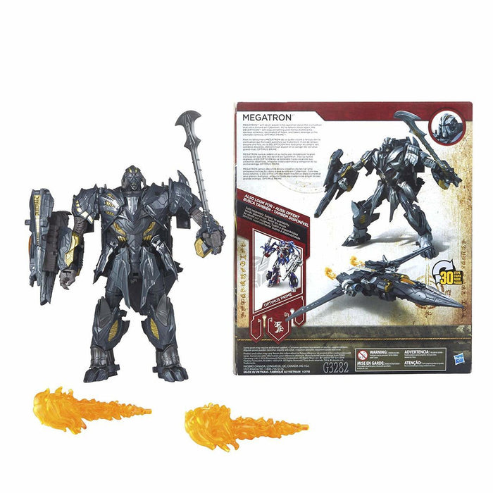 Transformers The Last Knight Premier Edition Leader Class - Megatron - funky-toys-company