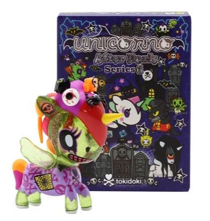 Tokidoki Unicorno After Dark Series 1 (Blind Box) - Funky Toys