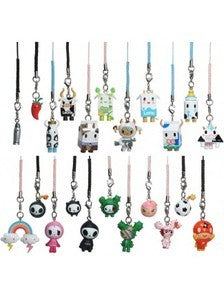 Tokidoki Frenzies Zipper Pulls Phone Charms - Funky Toys