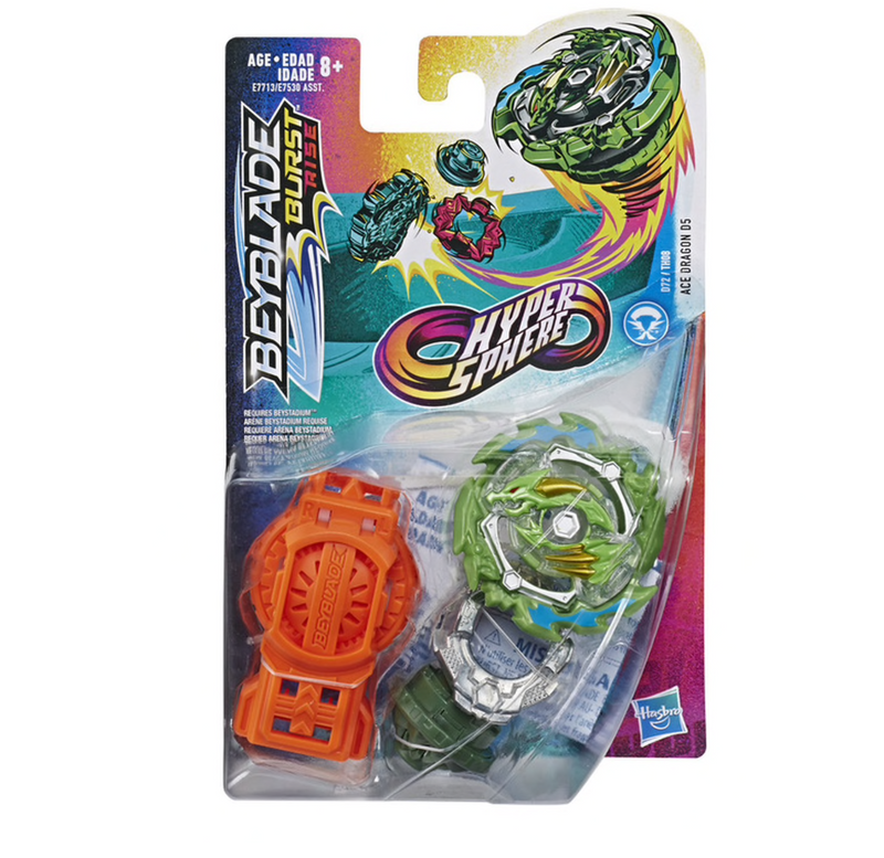 Beyblade Burst Rise Hypersphere - Ace Dragon D5 - Funky Toys