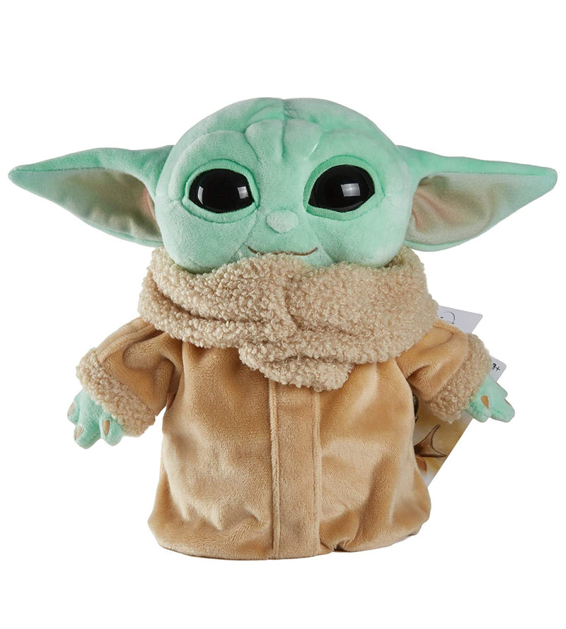 Star Wars The Mandalorian The Child Baby Yoda 8-Inch Plush - Funky Toys