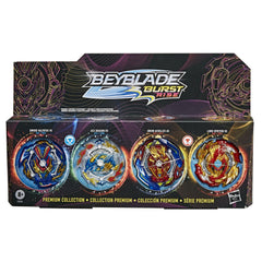 Beyblade Burst Rise Hypersphere Premium Collection Game 4 pack - Funky Toys