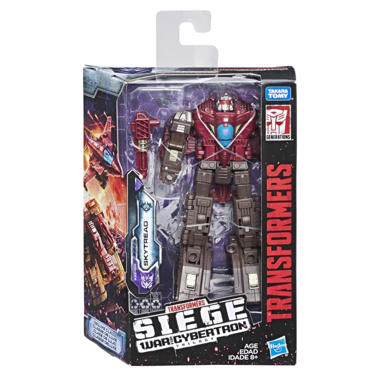 Transformers Siege War for Cybertron - Skytread - funky-toys-company
