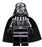 Minifigure - Star Wars - Darth Vader Chrome