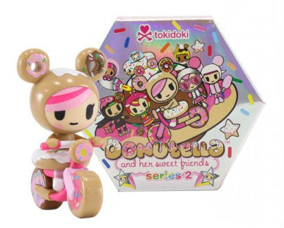 Tokidoki Donutella & Her Sweet Friends Series 2 (Blind Box) - funky-toys-company