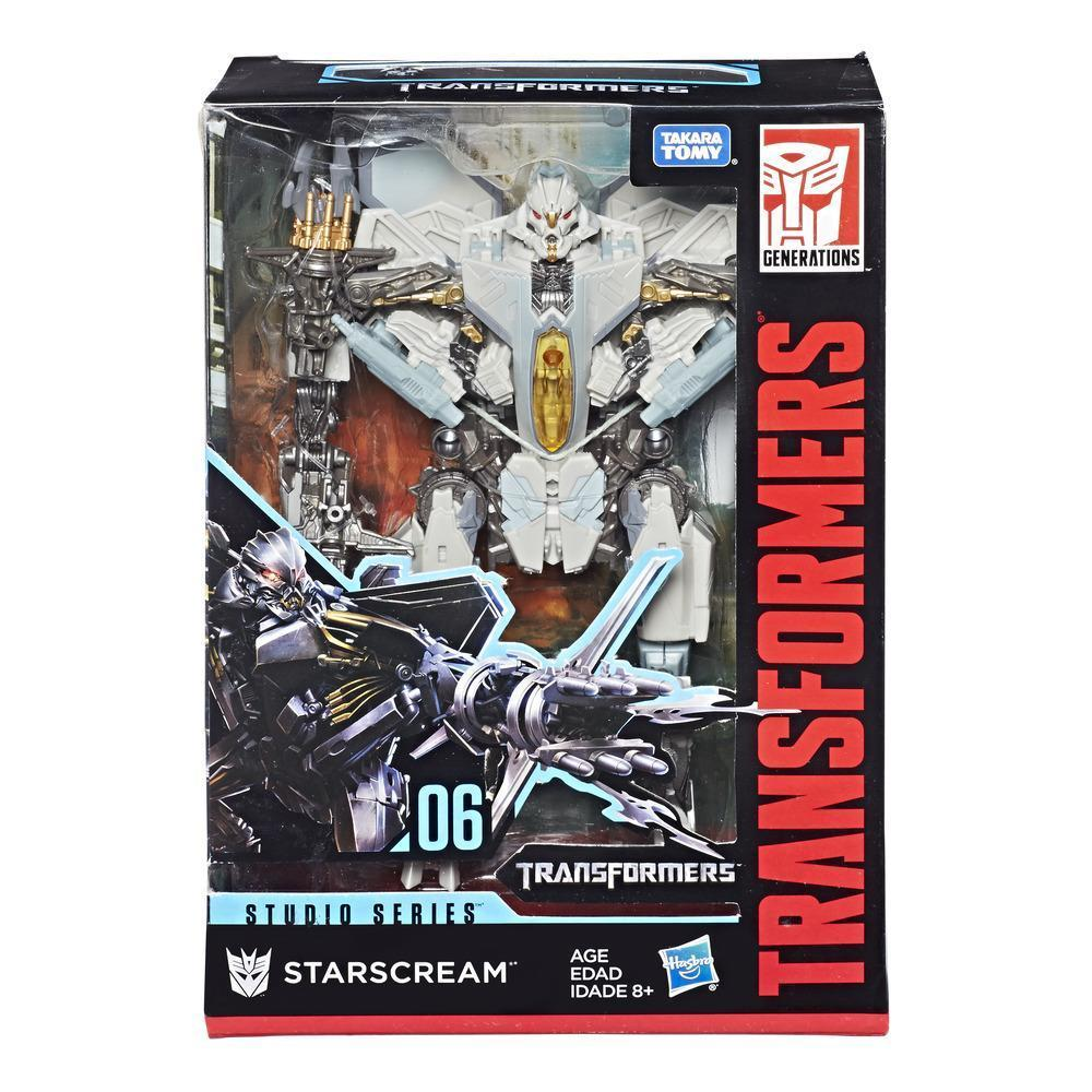 Transformers Generations Studio Series Voyager Class - Starscream - funky-toys-company