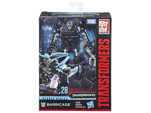 Transformers Generations Studio Series - Barricade - funky-toys-company