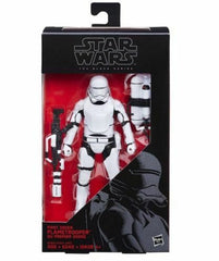 Star Wars The Black Series 6 Inch - First Order Flametrooper - Funky Toys