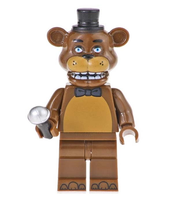 Minifigure -  Five Nights at Freddy's - Freddy - funky-toys-company