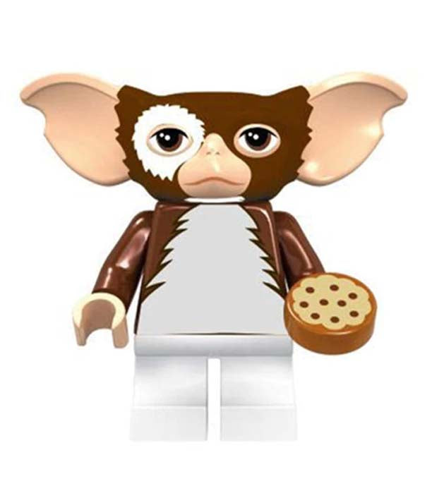 Minifigure - Gremlins - Gizmo - funky-toys-company