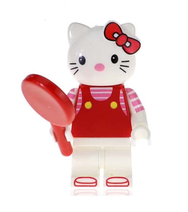 Minifigure - Hello Kitty