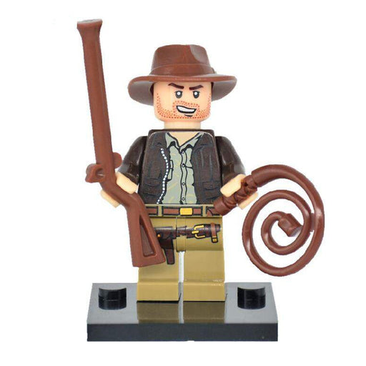 Minifigure - Indiana Jones