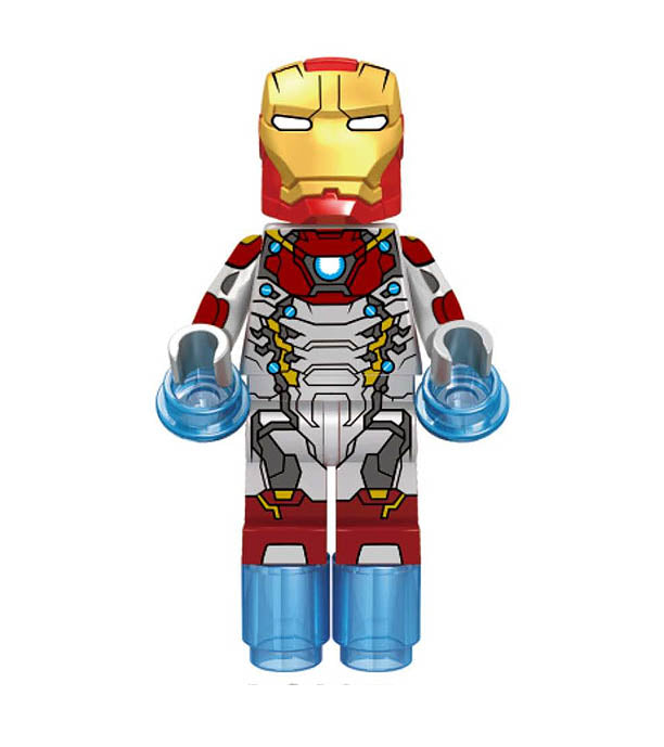 Minifigure - Marvel - Iron Man MK 47