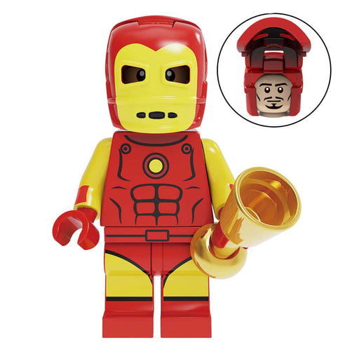 Minifigure - Marvel - Iron Man Classic