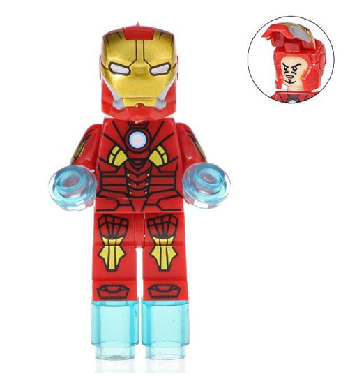 Minifigure - Marvel - Iron Man MK 11