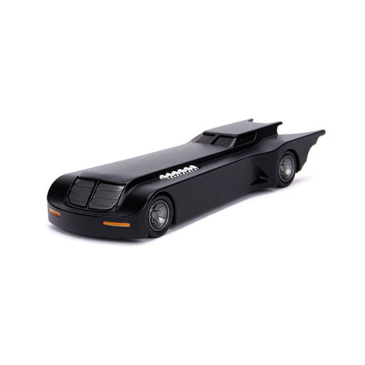 Jada 1:24 Die-Cast Hollywood Rides - DC Comics Batman the Animated Series Batmobile