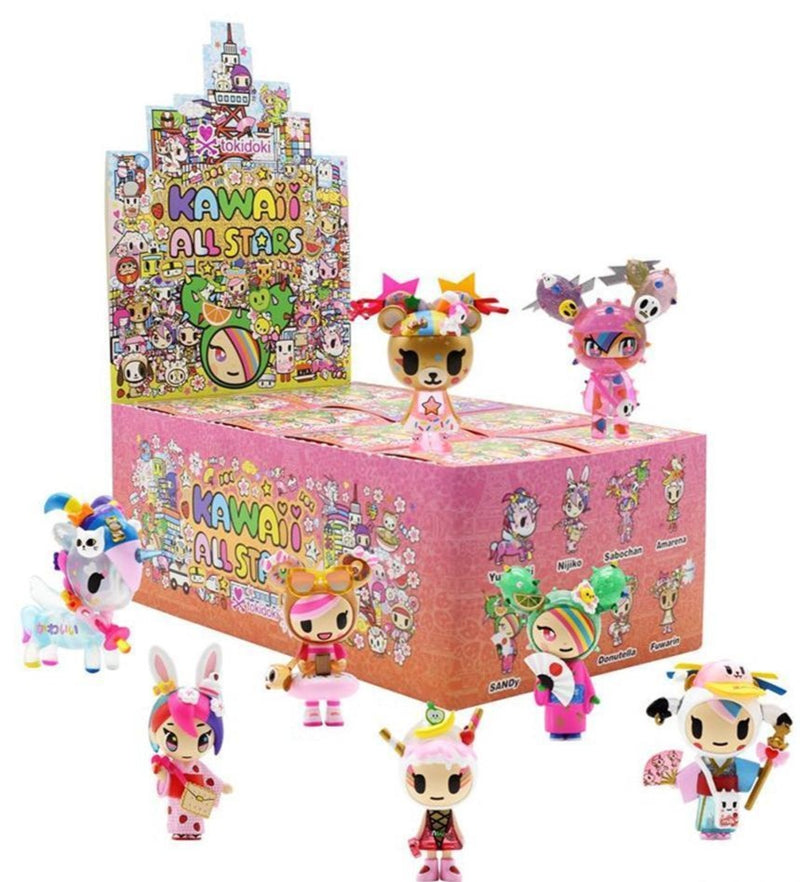 Tokidoki Kawaii All-Stars (Blind Box) - Funky Toys