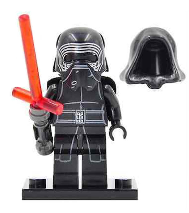 Minifigure - Star Wars - Kylo Ren - funky-toys-company