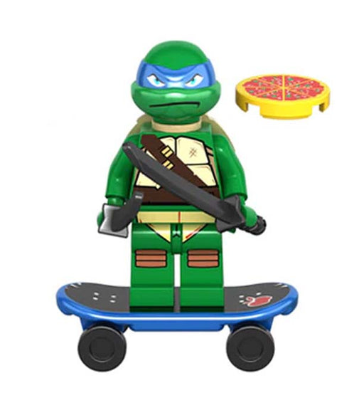 Minifigure - Teenage Mutant Ninja Turtles - Leonardo