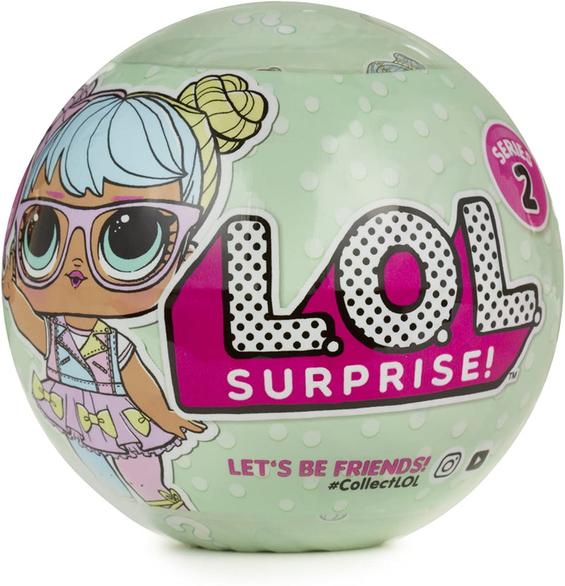 "LOL Surprise! Lil Outrageous Little's Series 2 ""Let's Be Friends"" - Funky Toys"