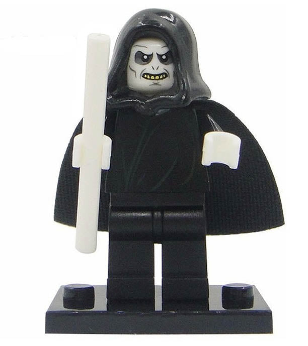 Minifigure - Harry Potter - Lord Voldemort - funky-toys-company