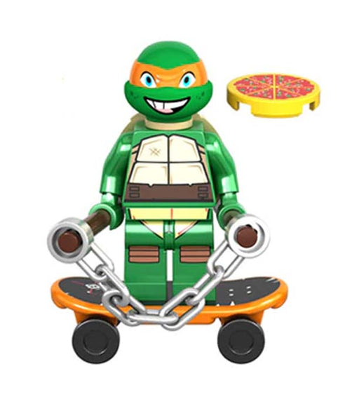 Minifigure - Teenage Mutant Ninja Turtles - Michaelangelo