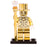 Minifigure - Mr. Gold Chrome