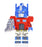 Minifigure - Transformers - Optimus Prime