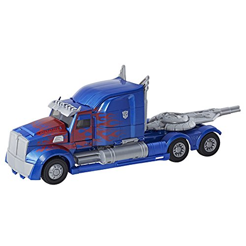 Transformers The Last Knight Premier Edition Leader Class - Optimus Prime - funky-toys-company
