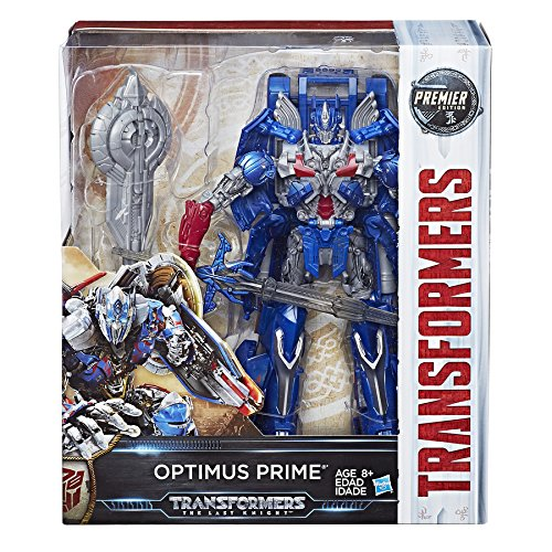 Transformers The Last Knight Premier Edition Leader Class - Optimus Prime