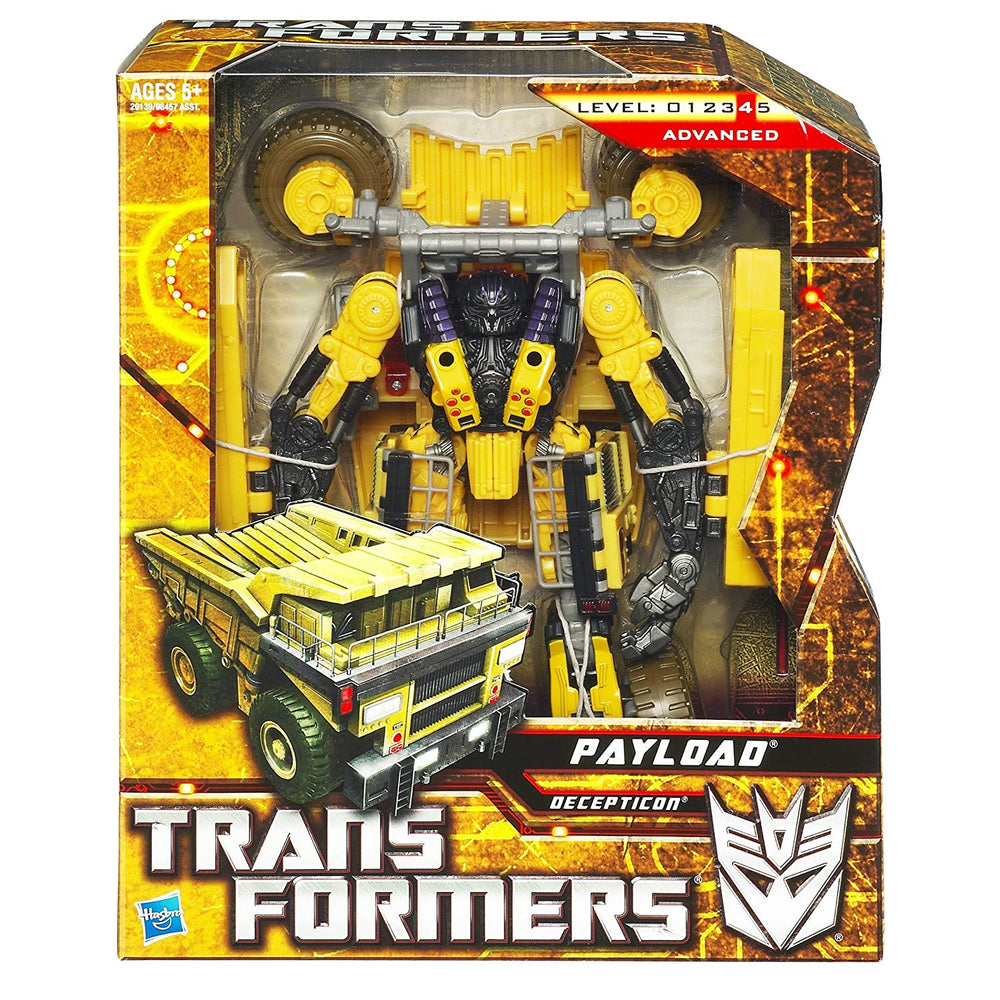 Transformers Hunts for the Decepticons - Payload