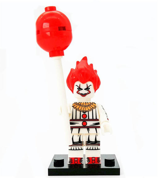 Minifigure - It - Pennywise - funky-toys-company