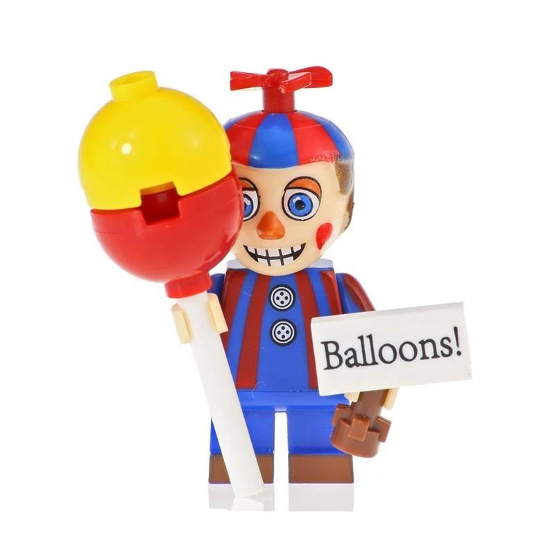 Minifigure -  Five Nights at Freddy's - Balloon Boy