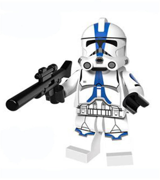 Minifigure - Star Wars - Captain Rex - funky-toys-company