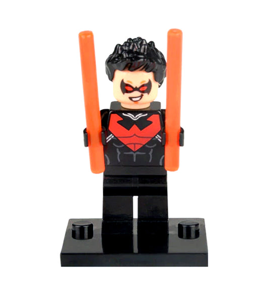 Minifigure - DC - Nightwing - funky-toys-company