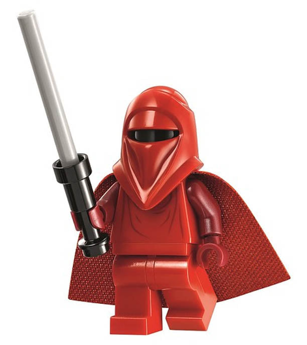 Minifigure - Star Wars - Royal Guard - funky-toys-company