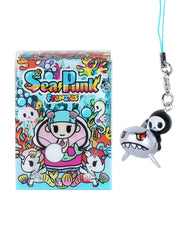 Tokidoki Sea Punk Frenzies Vinyl Toy (Blind Box) - Funky Toys