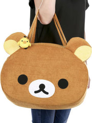 Rilakkuma Face Shoulder Bag - Funky Toys