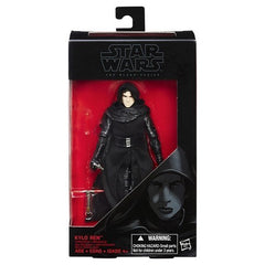 Star Wars The Black Series 6 Inch - Kylo Ren Unmasked - Funky Toys