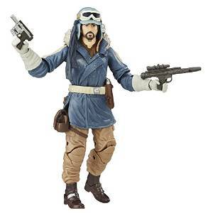Star Wars The Black Series 6 Inch Rogue One - Captain Cassian Andor (Eadu) - Funky Toys