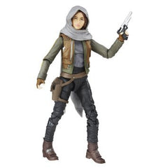 Star Wars The Black Series 6 Inch Rogue One - Sergeant Jyn Erso (Jedha) - Funky Toys