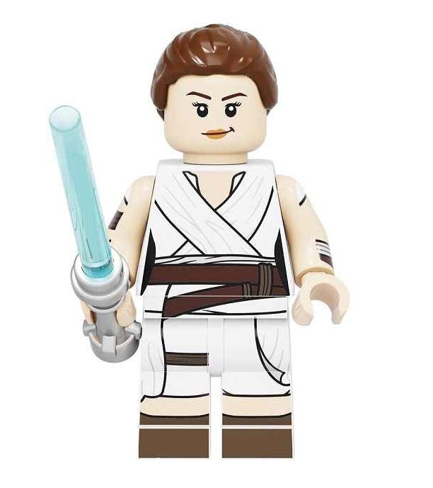 Minifigure - Star Wars - Rey