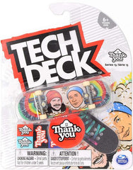Tech Deck Series 13 - Thank You Buddies - Funky Toys