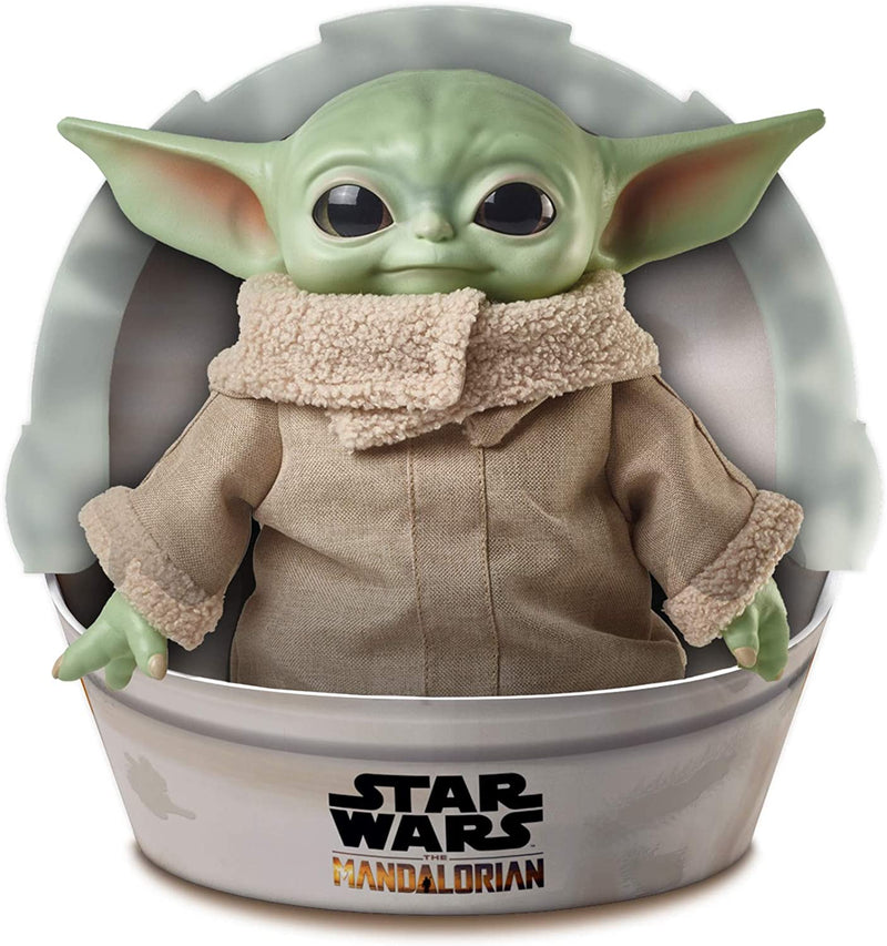 Star Wars Star Wars The Child Baby Yoda 11 inch Plush - Funky Toys
