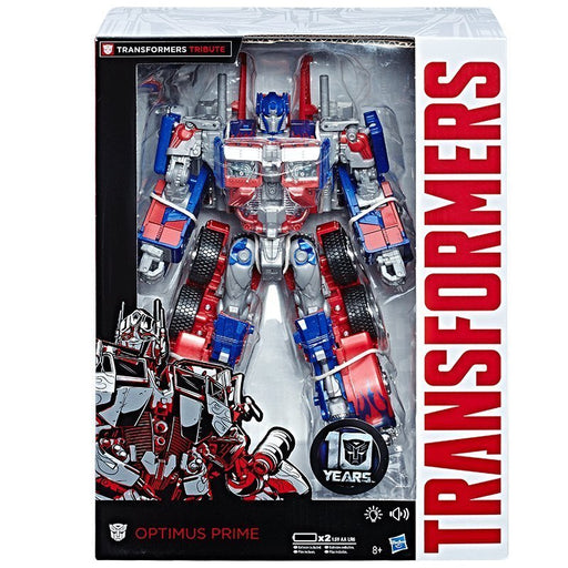 Transformers 10 Years Tribute Anniversary Edition - Optimus Prime - funky-toys-company
