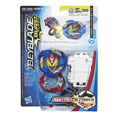 Beyblade Burst Evolution SwitchStrike Starter Pack - Turbo Valtryek V3 - Funky Toys