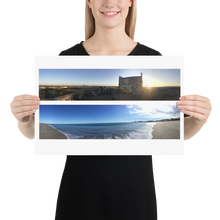 Load image into Gallery viewer, Urban Beach - TCA - T-Bone's Prints Poster