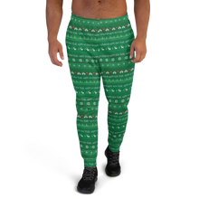 Load image into Gallery viewer, Happy Holidays, Happy New Year Ugly Sweater - Men's Joggers