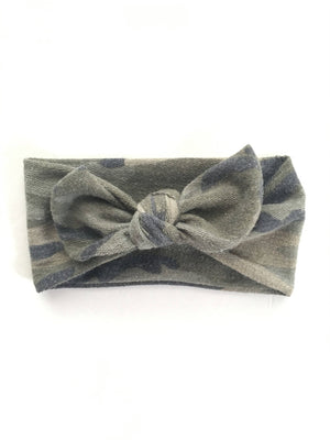 Topknot Headbands